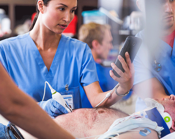 Is Mobile Echocardiography On The Horizon?